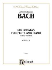 Six Sonatas, Volume I (BWV 1030-1032)