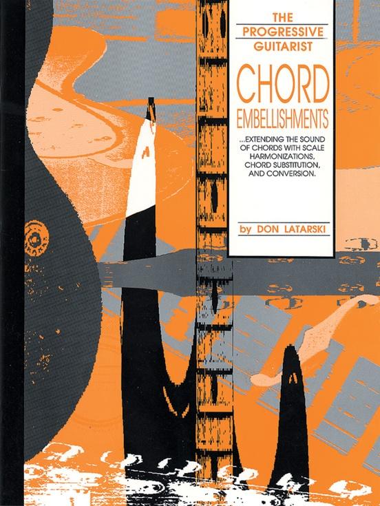 Chord Embellishments Guitar Book
