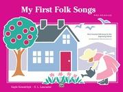 My First Folk Songs