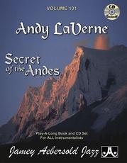 Jamey Aebersold Jazz, Volume 101: Andy LaVerne