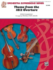 "Theme from the ""1812 Overture"""