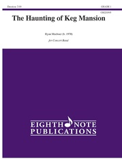 The Haunting of Keg Mansion