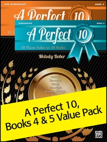 A Perfect 10 4-5 (Value Pack)
