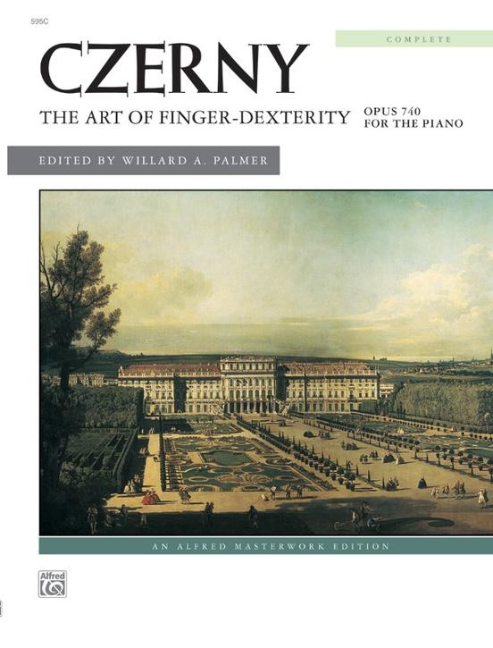 The Art of Finger Dexterity, Opus 740 (Complete)