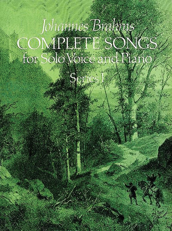 Songs for Solo Voice and Piano, Series 1 (Complete)