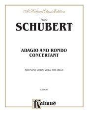 Adagio and Rondo Concertante in F Major