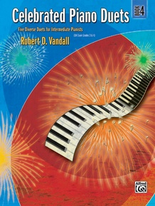 Celebrated Piano Duets, Book 4