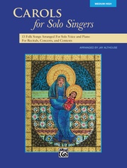 Carols for Solo Singers