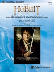 <i>The Hobbit: An Unexpected Journey,</i> Suite from