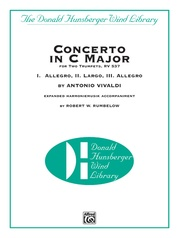 Concerto in C Major for Two Trumpets (I. Allegro, II. Largo, III. Allegro)