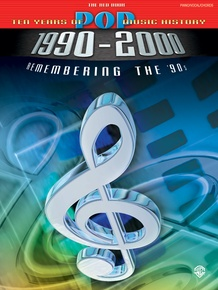 Ten Years of Pop Music History 1990-2000: Remembering the '90s -- The Red Book