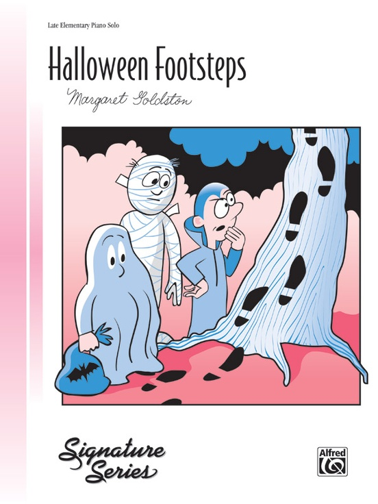 Halloween Footsteps