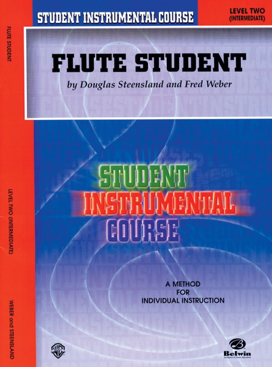 Student Instrumental Course: Flute Student, Level II
