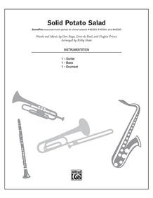 Solid Potato Salad