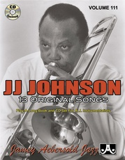 Jamey Aebersold Jazz, Volume 111: J. J. Johnson