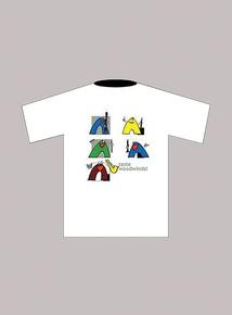 Taste Woodwinds! T-Shirt: White (Extra Large)