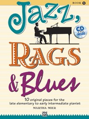 Jazz, Rags & Blues, Book 1