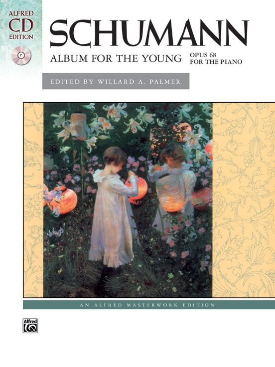 Schumann, Album for the Young, Opus 68