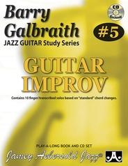 Barry Galbraith Jazz Guitar Study Series #5: Guitar Improv