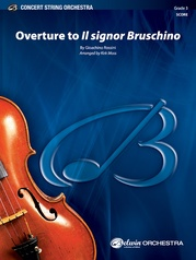 Overture to <i>Il signor Bruschino</i>