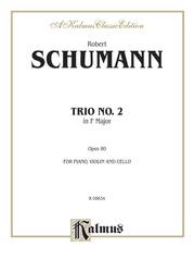 Trio No. 2, Opus 80