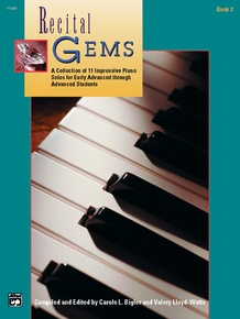 Recital Gems, Book 2