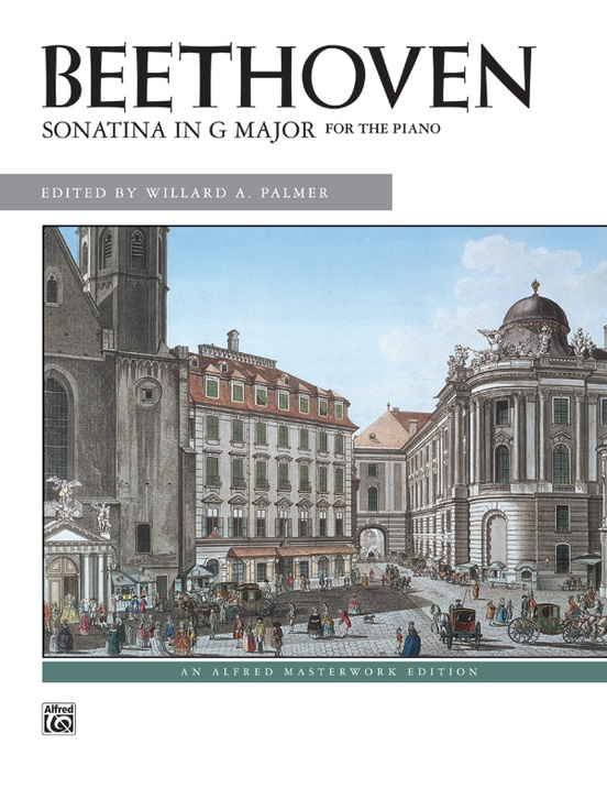 Beethoven, Sonatina in G Major