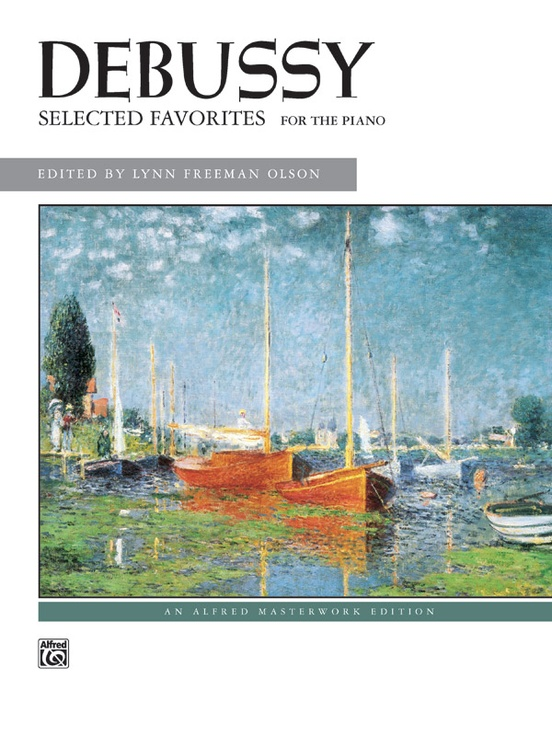 Debussy: Selected Favorites