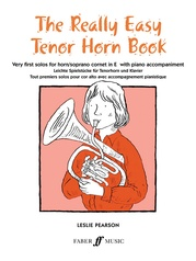 The Really Easy Tenor Horn Book