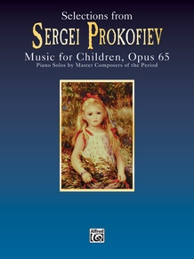 Selections from <I>Music for Children,</I> Opus 65