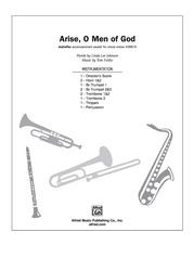 Arise, O Men of God