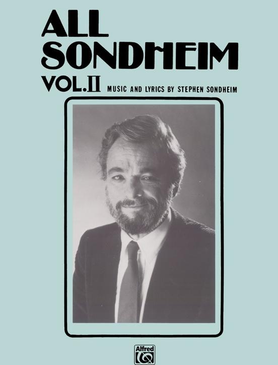 All Sondheim, Volume II