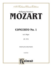 Flute Concerto No. 1 in G Major, K. 313