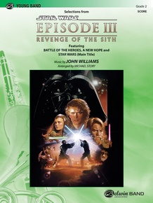 <I>Star Wars</I>®: Episode III Revenge of the Sith