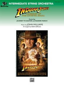 <i>Indiana Jones and the Kingdom of the Crystal Skull,</i> Themes from