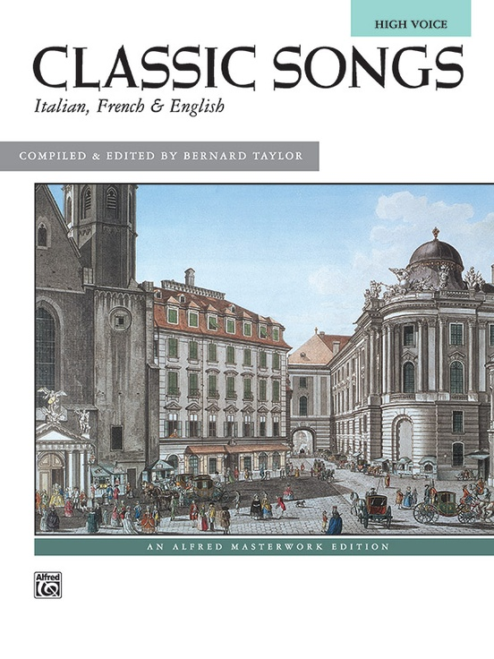 Classic Songs: Italian, French & English