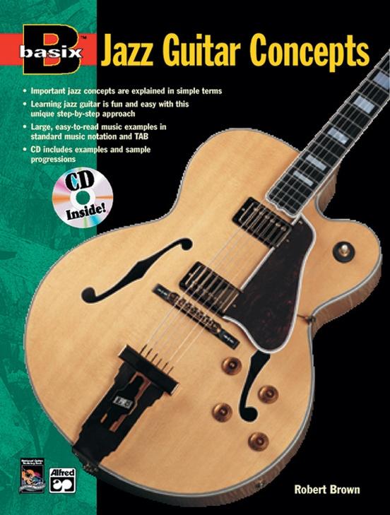 BasixR Jazz Guitar Concepts