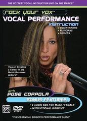 Rock Your Vox: Vocal Performance Instruction