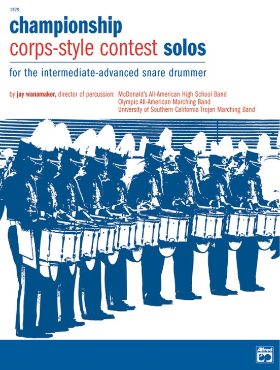 Championship Corps-Style Contest Solos