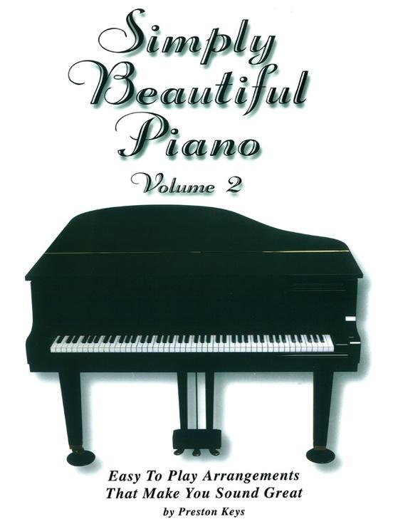 Simply Beautiful Piano, Vol. 2