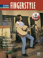 The Complete Fingerstyle Guitar Method: Beginning Fingerstyle Guitar