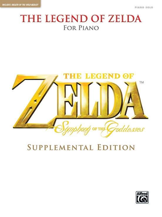 The Legend of Zelda™: Symphony of the Goddesses (Supplemental Edition)