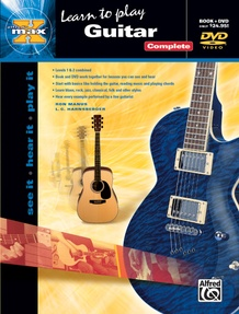 Alfred's MAX™ Guitar, Complete