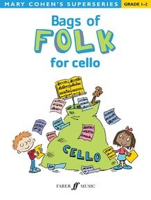 Bags of Folk for Cello