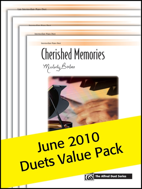 June 2010 Duets (Value Pack)