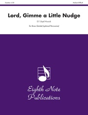 Lord, Gimme a Little Nudge