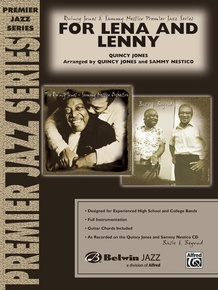 For Lena and Lenny
