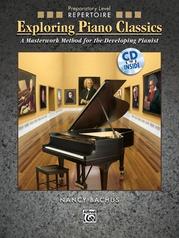 Exploring Piano Classics Repertoire, Preparatory Level