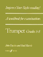 Improve Your Sight-Reading! Trumpet, Grade 5-8