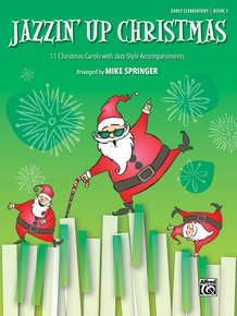 Jazzin' Up Christmas, Book 1